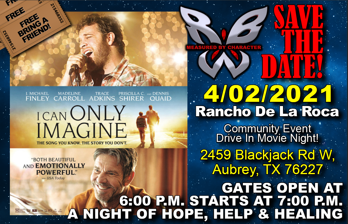 Drive In Flyer